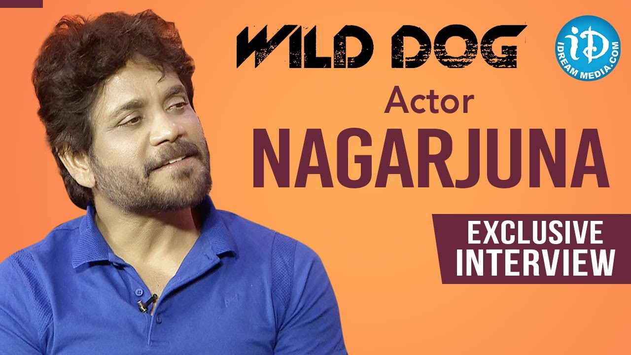 Nagarjuna Exclusive Interview | Wild Dog Movie