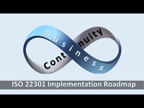 Business Continuity Management system| ISO 22301:2019 ...