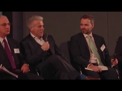 David Mercer, CEO of LMAX Exchange, speaks at FX Week Europe 2015