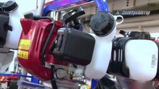 Maruyama B27L Turbo vs Echo 2620 (un-boxing) - Most Popular