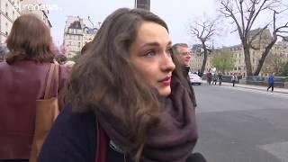 El Incendio De La Catedral De Notre Dame Deja Conmocionados A Los Habitantes De París