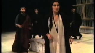 """Θεσσαλικό Θέατρο Ευριπίδη """"Ηλέκτρα"""" (1988) Μέρος 3o"""