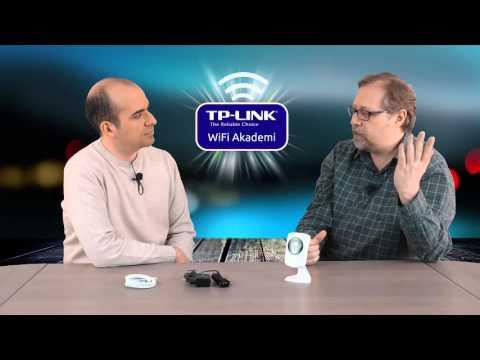 TP-LINK WiFi Akademi 23. Bölüm: TP-LINK IP Kamera