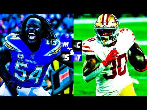 Should Detroit Lions Sign For Melvin Ingram? | Should Lions Trade For 49ers RB Jeff Wilson?