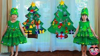 หนูยิ้มหนูแย้ม | ตามหาของตกแต่งต้นคริสต์มาส Christmas Tree