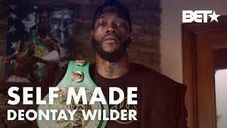 Deontay Wilder Interview - Most Underrated WBC Heavyweight Champion? | Self Made w/ Brett Berish Pt1