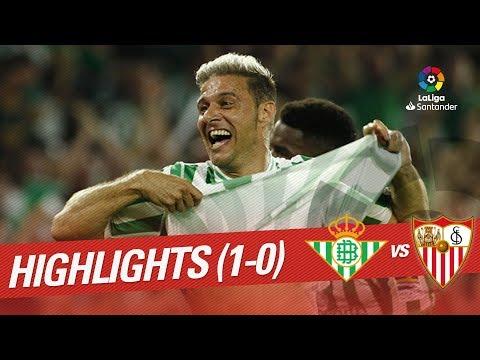 Resumen de Real Betis vs Sevilla FC (1-0)