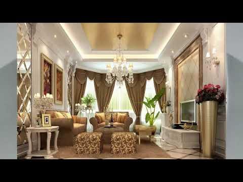 Modernes Wohnzimmer Kristall Kronleuchter | Haus Ideen