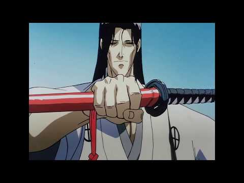 Ninja Scroll - Jubei vs Utsutsu Mujuro (HD Eng Sub)