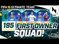 195 RATED FIRST OWNER SQUAD BUILDER! - FIFA 16 Ultimate Team