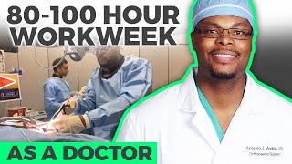 80-100 Hour Work Weeks During Residency | Finding Balance in Medicine