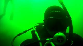 Карьер глубиной 60 метров едем нырять под Житомир