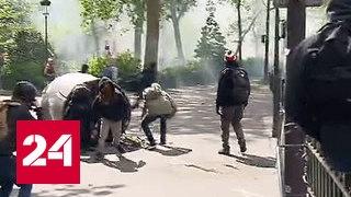 """""""Ни Макрон, ни Ле Пен"""": французская молодежь недовольна предложенным выбором"""