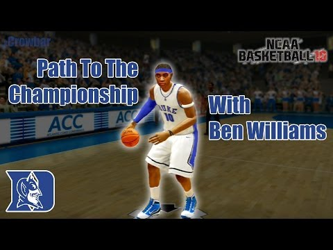 NCAA Basketball 10: Road To The Championship: Ep. 4: National Championship