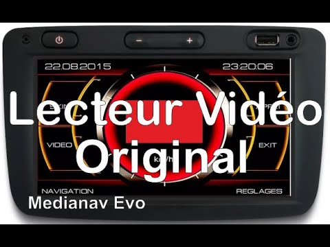 MEDIANAV - Videos player [ Original version / Evo ]