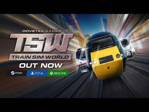 Train Sim World: Full steam ahead on PS4, Xbox as Devs talk