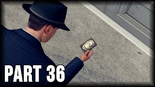 L.A. Noire - 100% Walkthrough Part 36 [PS4] – All Shields (Police Badges)