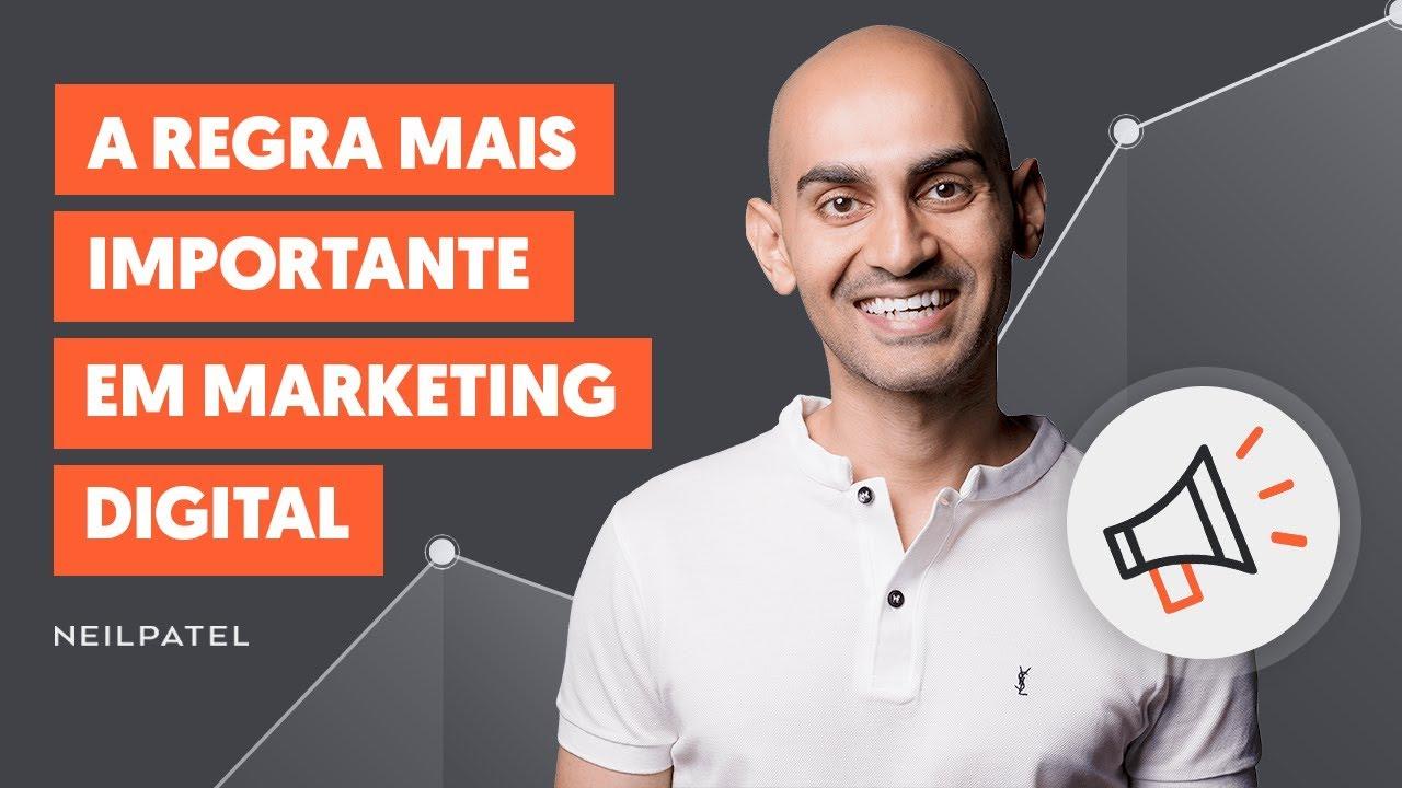 A Única Regra de Marketing Que Você Tem Que Seguir