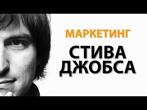 Стив Джобс: Лучшая Стратегия Маркетинга