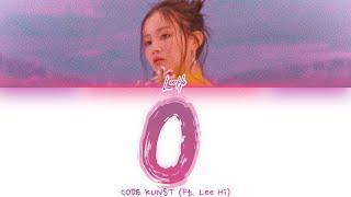 O (feat. LEE HI)
