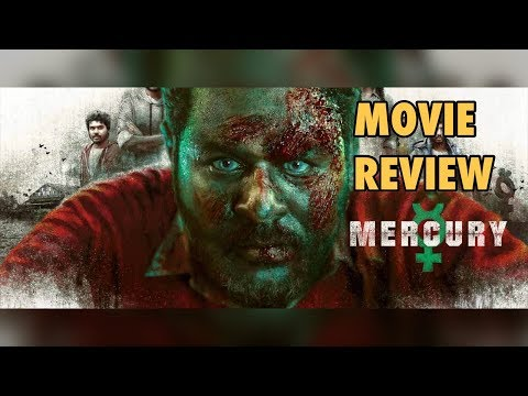 Mercury Movie Review | Silent Thriller | No Language