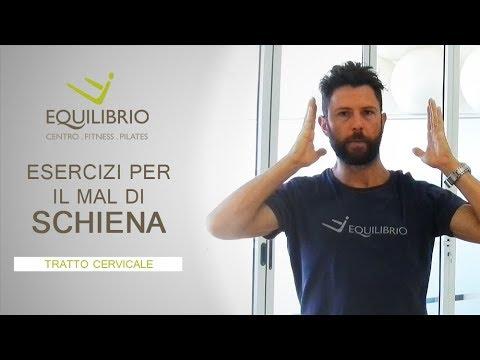 Video come curare osteocondrosi della colonna cervicale