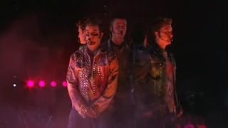 N Sync - Pop (Live at PopOdyssey Tour 2001) [HD]