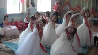"""Красивый танец в детском саду на выпускном - """"Летите в облака"""""""