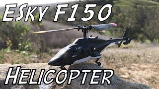 E Sky F150 V2 RTF Helicopter