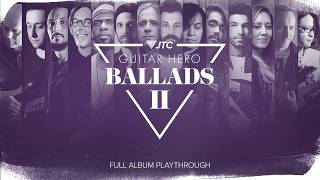 JTC Guitar Hero Ballads 2 (Full Album) | JTCGuitar.com