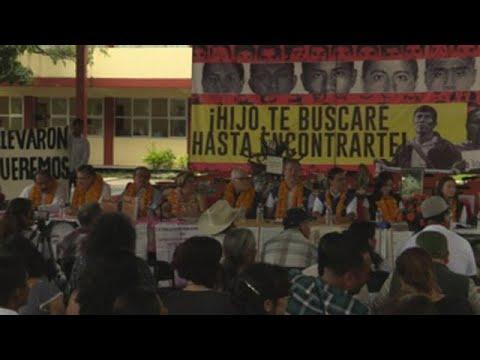 CIDH rechaza la versión de Peña Nieto sobre 43 de Ayotzinapa