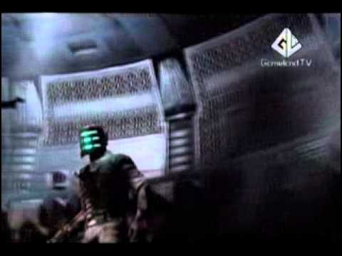 Отжыг на Gameland TV (Dead Space)