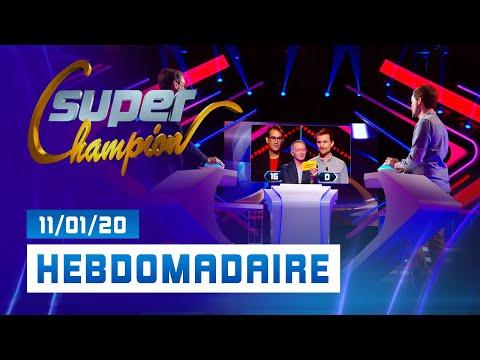 Qui d'Alain, Françoise, Francesco et Francis remportera le titre de SUPER CHAMPION ?