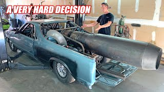 Pulling the Plug on my Dream Jet Car Project... Here's Why, Hope You Can Understand