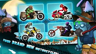 Zombie Shooter Motorcycle Race - Racing Action - Videos Games for Kids - Girls - Baby Android