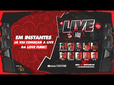 Live de 1 Milhão da Love Funk Com MC Paulin da Capital, MC Lipi, MC Nathan ZK, MC Lemos e Outros...