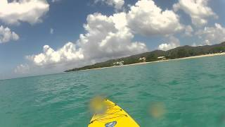 preview picture of video 'kayak rental in St. Croix'