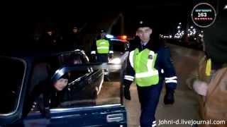 """""""Ночной патруль"""" культура поведения на дороге...28 марта 2015 Сызрань"""