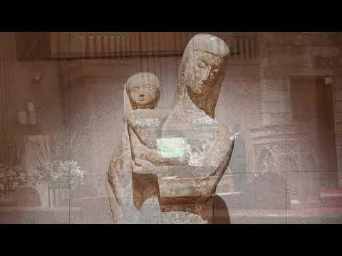 혜화동성당 파이프 오르간 연주곡(2) ´바흐, 토카타, 아다지오, 푸가 다 장조´