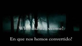 Theatre of tragedy - Ashes and dreams (traduccion)