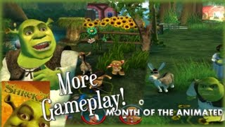 Shrek 2 (GameCube) - Extended Video, Month of the Animated