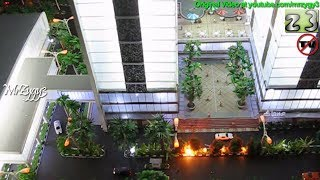 preview picture of video 'Architectural Model Maket Mataram City Yogyakarta'