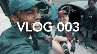 BTS DAVE EAST VIDEO + A WATERFALL | Vlog 003