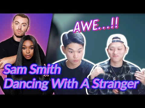 K-pop Artist Reaction] Sam Smith, Normani - Dancing With A Stranger