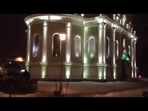Екатеринбург златоустовский храм