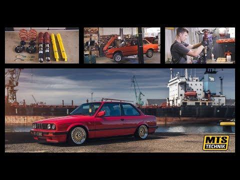 Sportovní pružiny MTS Škoda Favorit 1,3/1,5 1990-94