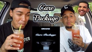DRAKE - CARE PACKAGE | REACTION REVIEW