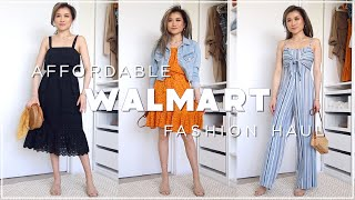 Affordable Walmart Fashion TRY ON Haul under $30 | Sofía Vergara Jeans SCOOP Review | Miss Louie