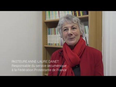Pasteure Anne-Laure Danet - Semaine pour l'unité des chrétiens 2021