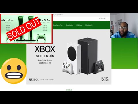 Will xbox series S & X sell out fast like the PS5 pre orders did ?